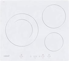 CATA IB 6203 WH vitrocerámica blanca