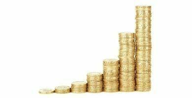 Ahorro de monedas y dinero